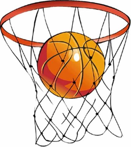 Basketballs Dribbling into Pelham