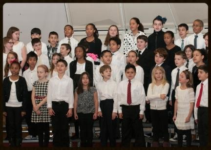 The Fourth and Fifth Grade Winter Concert