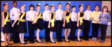 Winning Dancers