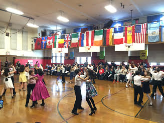 5th Grade Ballroom Dancing Tryouts