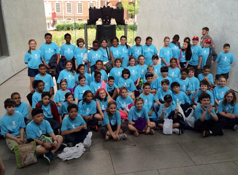 5th+Grade+Philadelphia+Trip