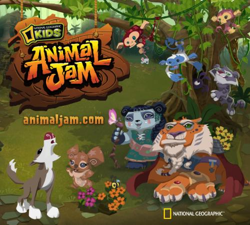 Animal Jam by National Geographic