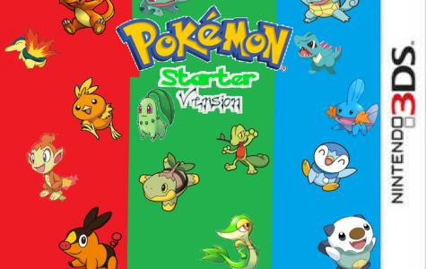 Starter Pokemon, I Choose You!
