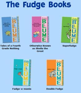 The Fudge Series