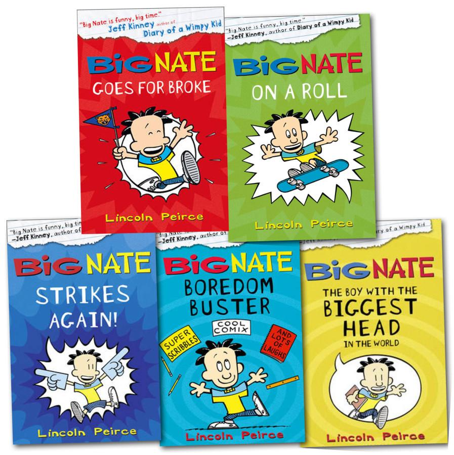 Big Nate Rules!
