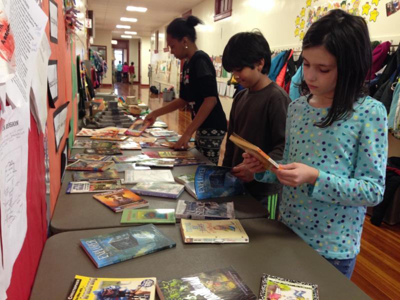 Book Exchange!