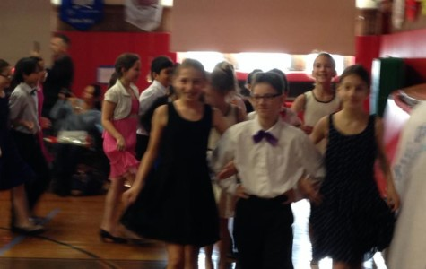 Ballroom Dancing Culminating Event