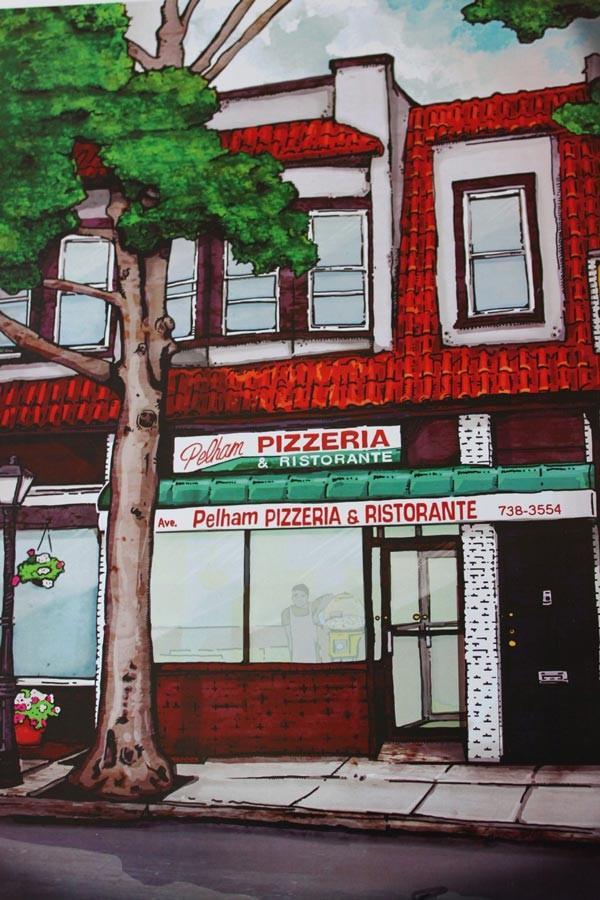Pelham Pizzeria