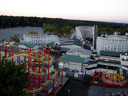 Playland is Finally Open Again!