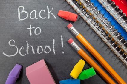 School Just Started!