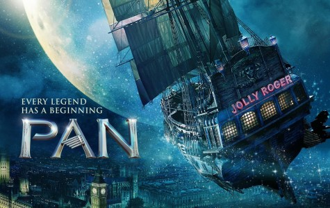 New Peter Pan Movie