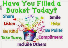 Whose Bucket Will You Fill?