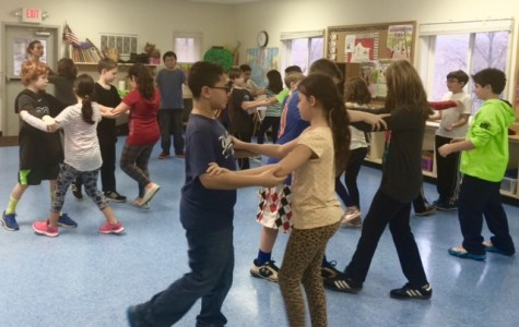 5th Grade Ballroom Dancing