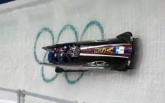 Professional Bob Sledding in the Olympics