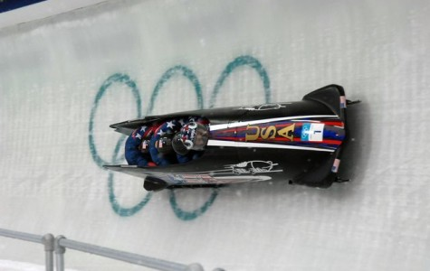 Professional Bob Sledding in the Olympics