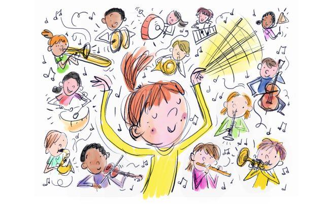 The Third Grade Orchestra Concert