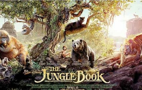 "The New Movie ""The Jungle Book"""