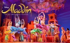 """Aladdin"" on Broadway"