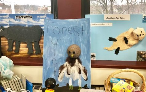 5th Grade Endangered Species Project