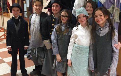 "Pelham Children's Theater's  ""Oliver!"""