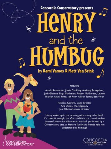 """Henry and the Humbug"""