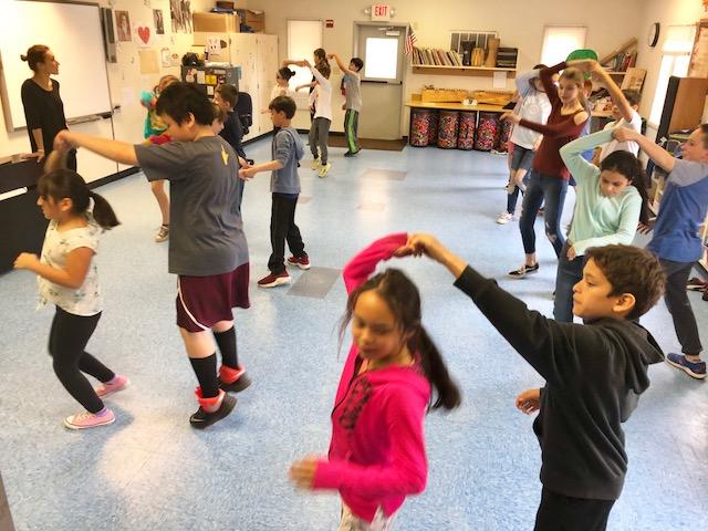 5th Grade Ballroom Dancing Program