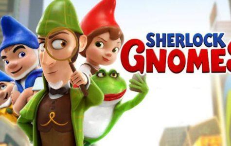 """Sherlock Gnomes"""