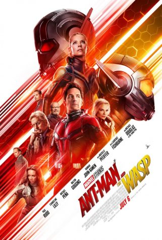 """Ant Man and the Wasp"""