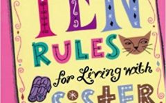 """Ten Rules For Living With My Sister"" (by Ann M. Martin)"