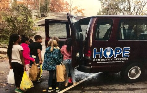 Spectacular Hope Soup Kitchen Drive