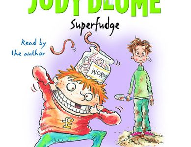 "The Book ""Superfudge"""