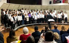 Fourth and Fifth Grade Band, Orchestra, and Chorus Concert