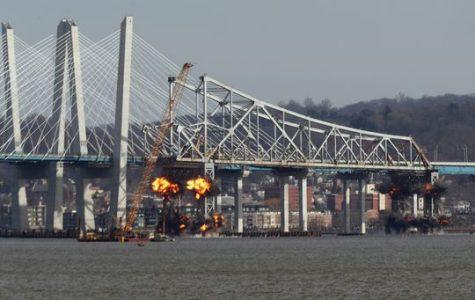 The Demolition of the Tappan Zee Bridge