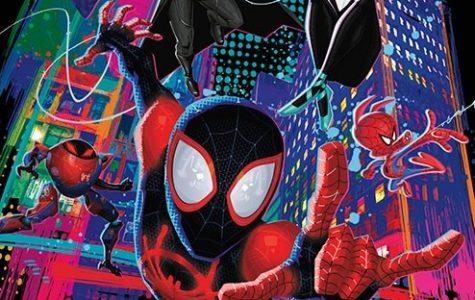"""""""Spider Man: Into the Spider Verse!"""""""