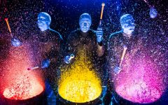 """Blue Man Group"""