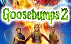 """Goosebumps 2"""