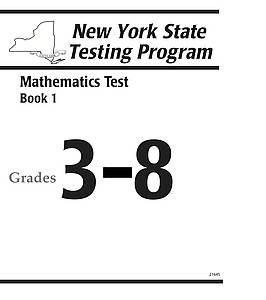 3rd, 4th, And 5th Grade Math State Test