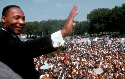 Martin Luther King, Jr. Day!